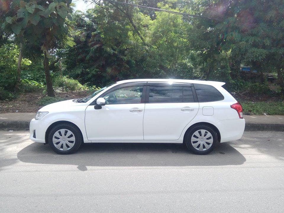 Toyota Fielder – MMM Car Sales Center